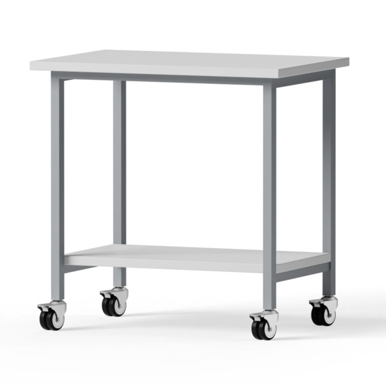Rolltisch - 900x900x600mm