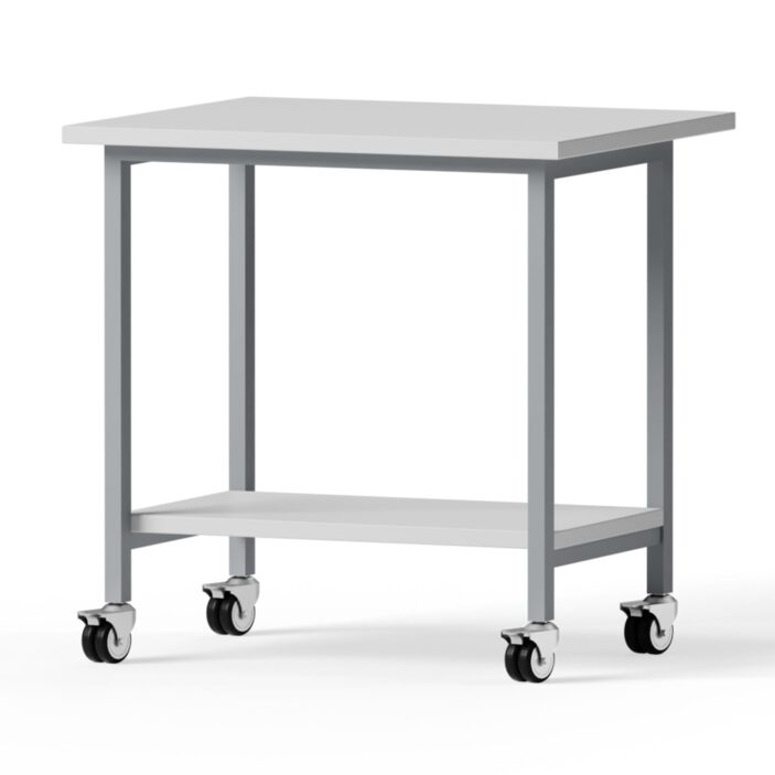Rolltisch - 900x900x750mm