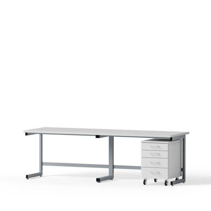 Sitztisch - 2400x750x750mm