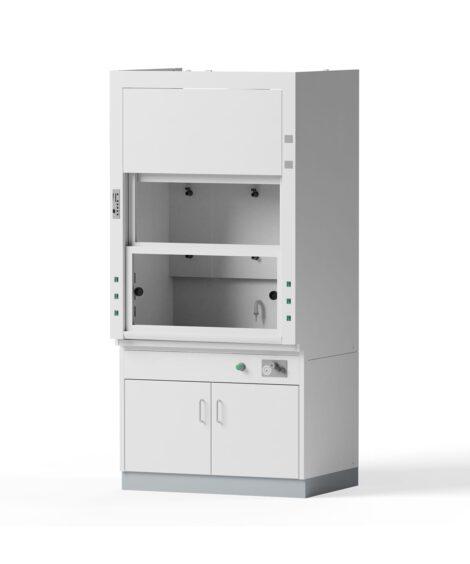 Niedrigraumabzug - 1200x2500x970mm