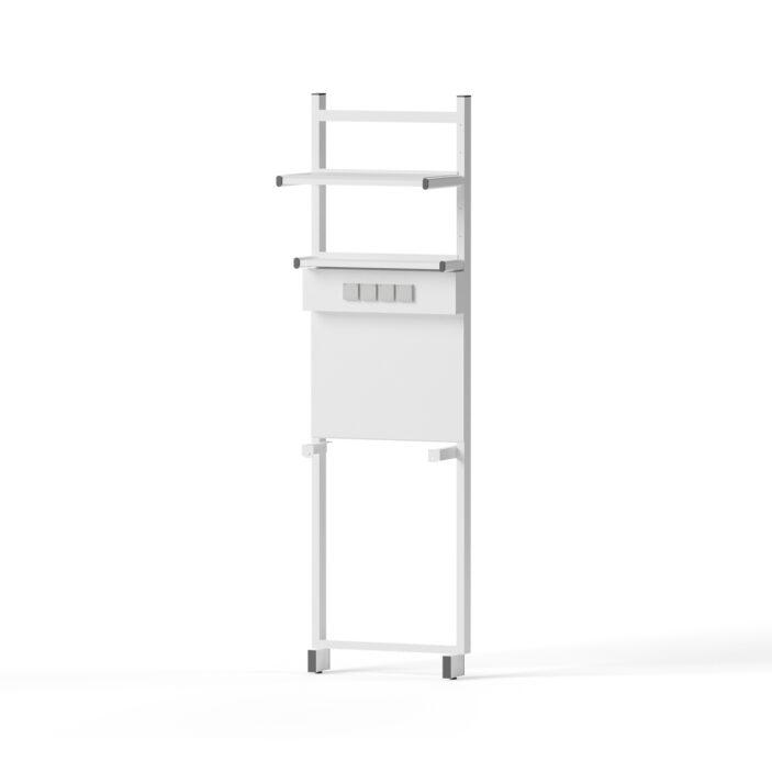 Energiezelle für Tischvorbau - 600x2118x65mm