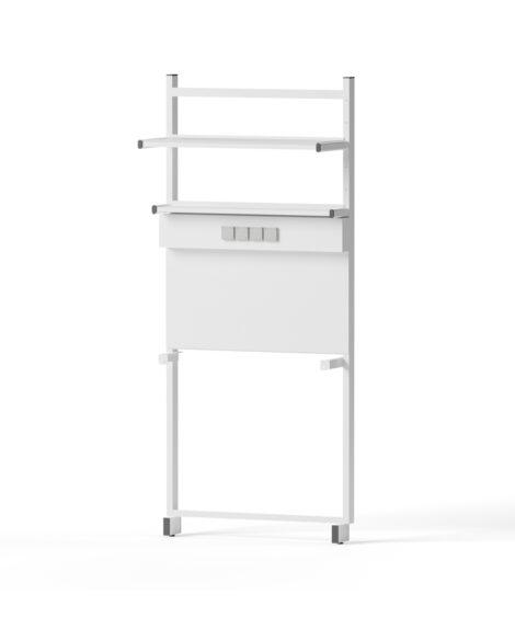 Energiezelle für Tischvorbau - 900x2118x65mm