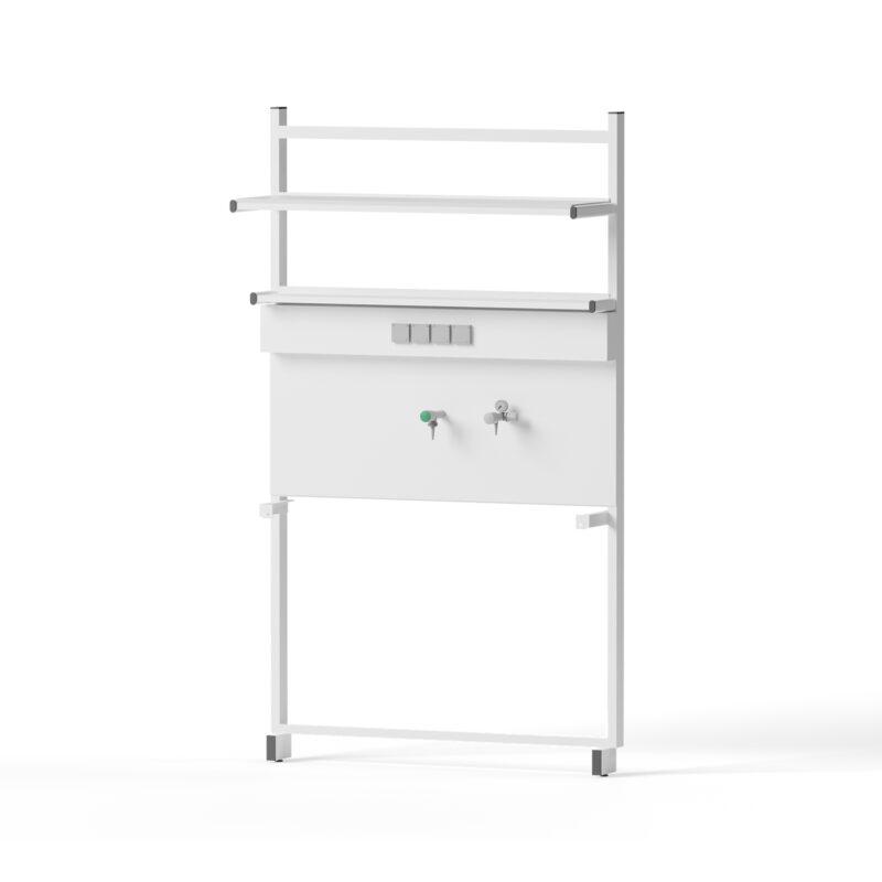 Energiezelle für Tischvorbau - 1200x2118x65mm